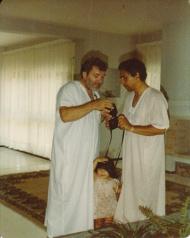 Bob and Abdul