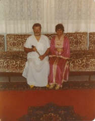 Bob and Polly in Morocco