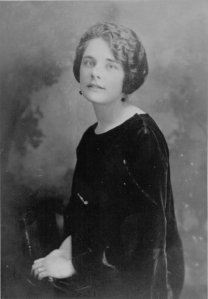 Virginia Mary White, ca. 1917