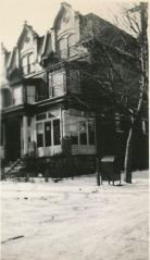 Bob's birthplace, 5101 Springfield Avenue, Philadelphia, PA, courtesy of Colin Duncan
