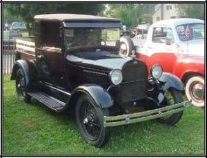 1928 Ford Closed-Cab