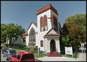 St. Paul's Presbyterian Church, 870 Cummins Highway, Mattapan, MA 02126, courtesy of Google Maps