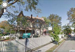 Washburn and Auburndale, courtesy of Google Maps