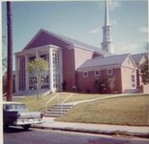 Aldan Union Church, courtesy of Colin Duncan
