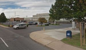 Upper Darby High School, courtesy of Google