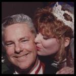 Tad and Gloria, 1990, courtesy of Gloria Boyer