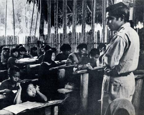 WBtW, Jose Flores Teaches, 1963or4, courtesy of Jim Duncan