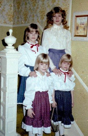 Steve Duncan Girls, 1982