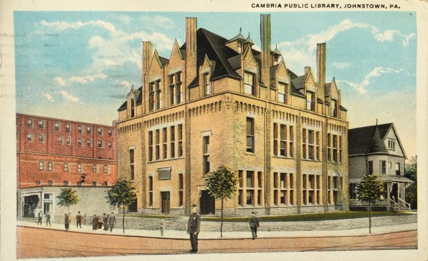 Cambria Public Library, Johnstown, PA.