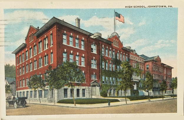 High School, Johnstown, PA.